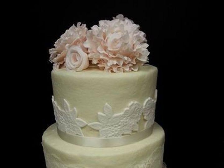 Tmx 1452835319327 Rose Wedding Cake Winter Haven wedding cake