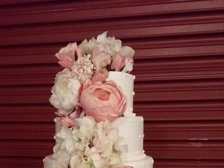 Tmx 1452835328188 Sara Jane And Stephen Cake Winter Haven wedding cake