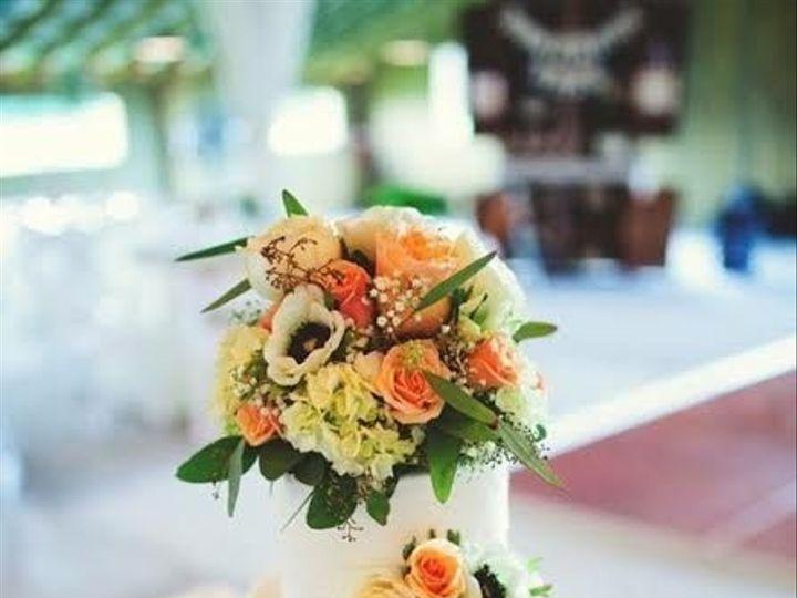 Tmx 1452835346734 Wedding Winter Haven wedding cake
