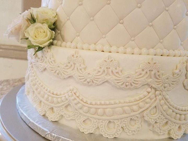 Tmx 1460032961789 Courtney Wedding Cake3 Winter Haven wedding cake