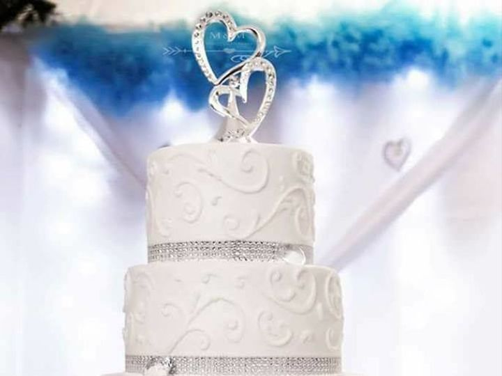 Tmx 1514913942533 2215452215336527866803375082536025920540351n Winter Haven wedding cake