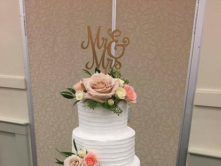 Tmx 1514913949897 2365866415743999059389582906568169257331568n Winter Haven wedding cake