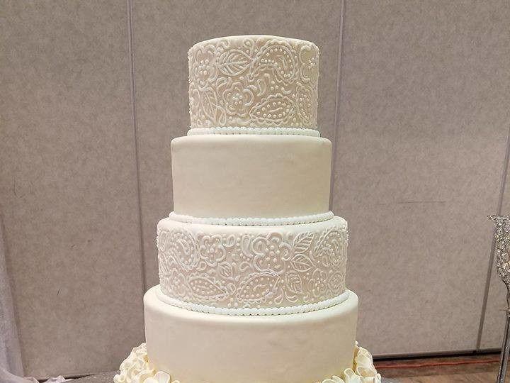 Tmx 1514913956657 2528937315979565669166253350643568212772060n Winter Haven wedding cake
