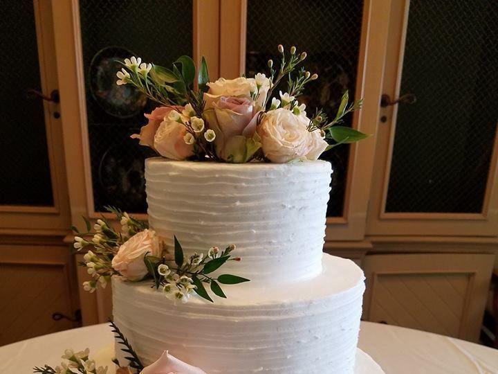 Tmx 1530892453 0b31daa4abcb2d07 1530892452 F988d801fe60aebd 1530892452868 9 Wedding223 Winter Haven wedding cake