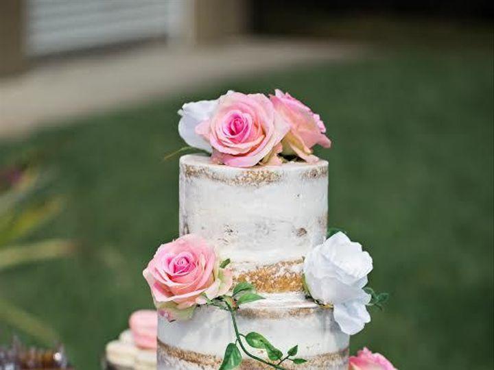 Tmx 1531019555 10ed6c2d550fe242 1531019554 83b18994f204e85b 1531019555912 9 Jessica Strack Bab Winter Haven wedding cake