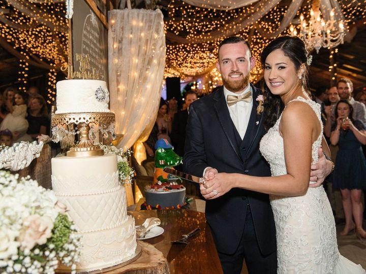 Tmx 1531019875 5f4b2b11031ef5c5 1531019874 37d6e4bcb00f9db4 1531019875962 25 Wedding Fav Photo Winter Haven wedding cake