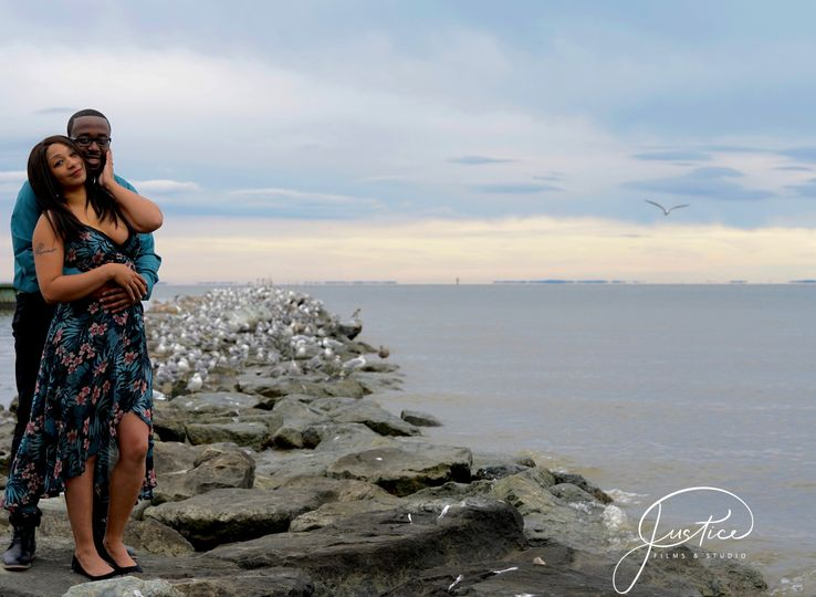 Engagement Session North Beach