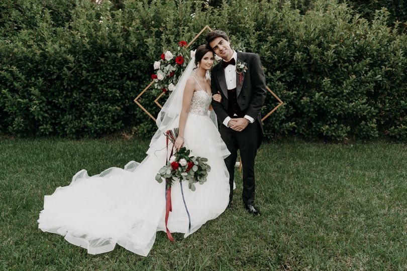 Complete look - Sincerity Bridal