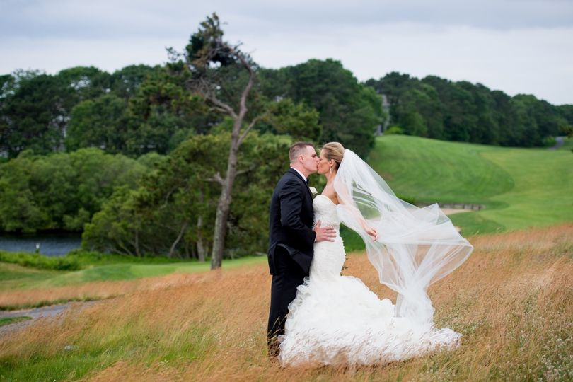 New Seabury Wedding Day