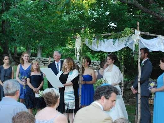 Boston area wedding