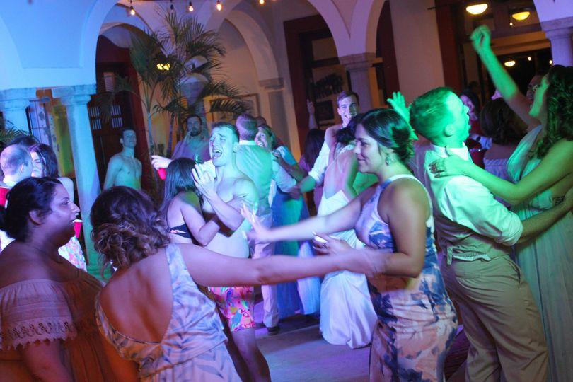 Wedding at Puerto Aventuras