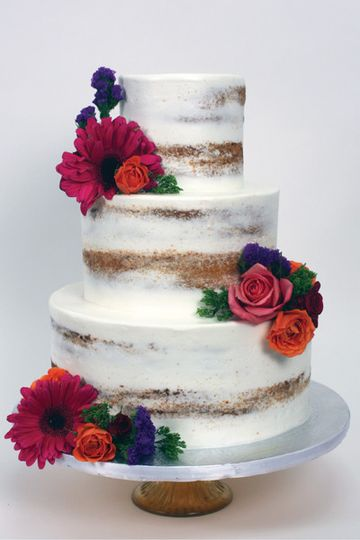 Eddas Cake Designs Wedding Cake Miami FL WeddingWire