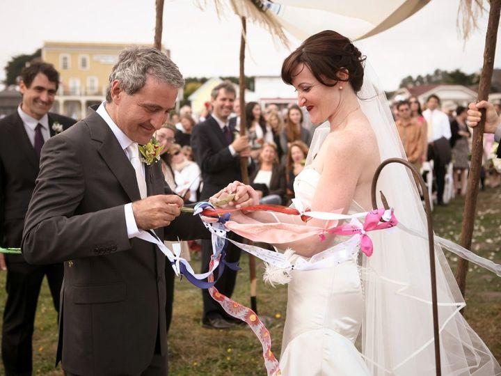 Tmx 1352230129999 1068Kaplanwedding Pacifica, California wedding officiant