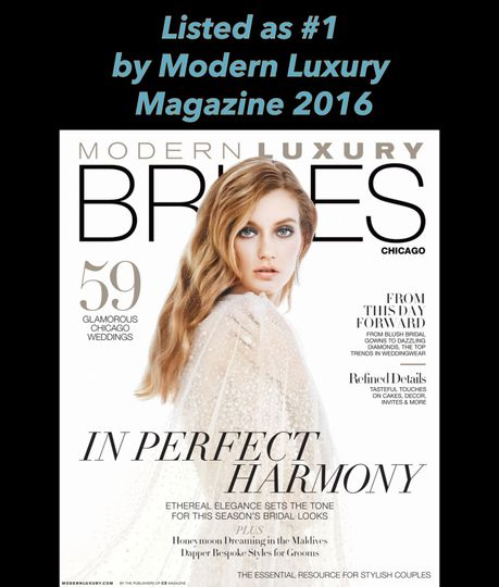 Rated #1 By Modern Luxury Mag