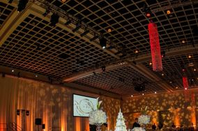 The Grand Ballroom at the Pasadena Convention Center