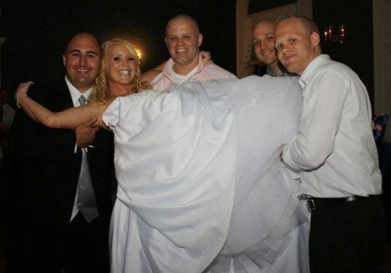 john abby bride
