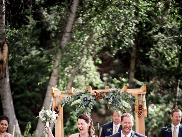 Tmx 1494948987639 Bergstrandthe Ceremony After The Kiss Edwards, Colorado wedding planner