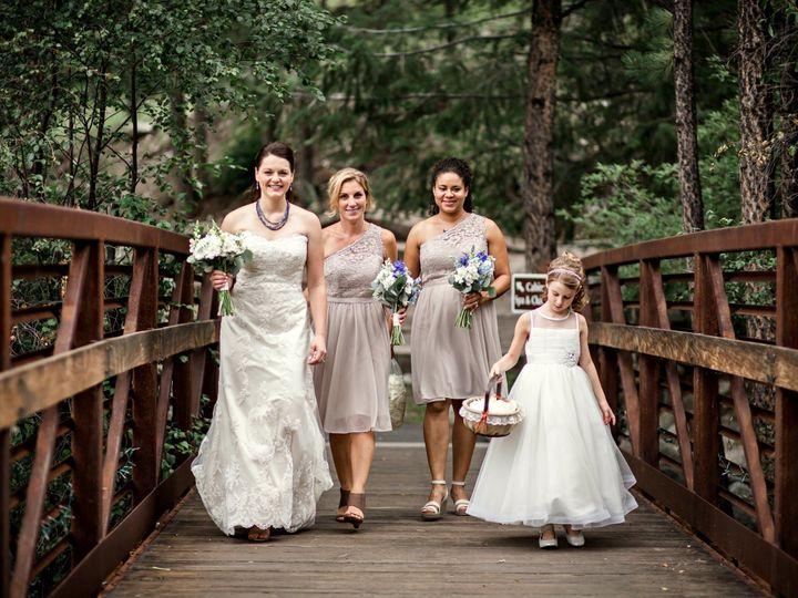Tmx 1501784017041 Bergstrandbride And Bridesmaids Walk To Ceremony Edwards, Colorado wedding planner