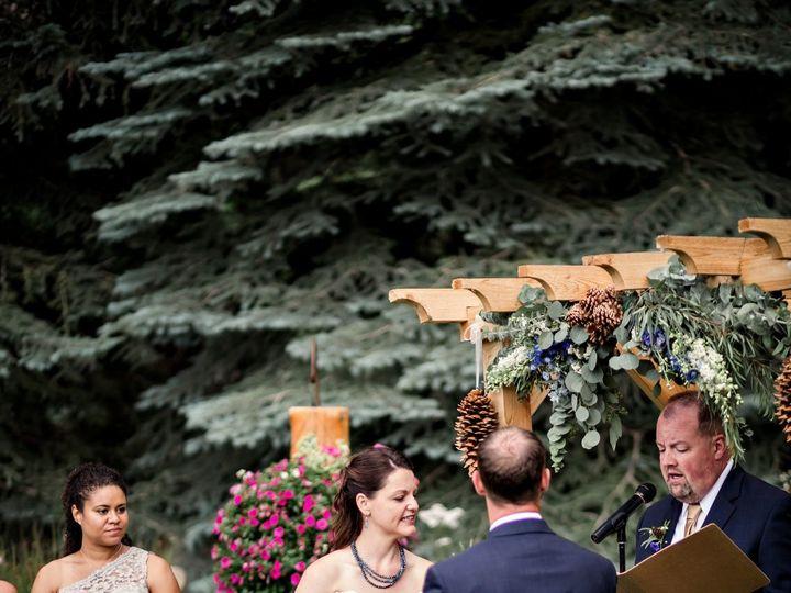 Tmx 1501784031803 Bergstrandbride And Groom At Altar Edwards, Colorado wedding planner