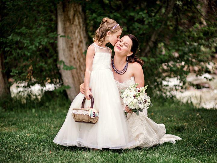 Tmx 1501784189385 Bergstrandflower Girl Kiss Edwards, Colorado wedding planner