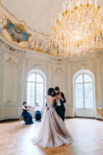 Intimate Wedding Chantilly