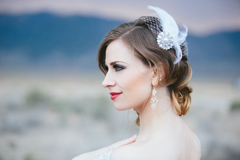 Classic makeup | Richard Meade Photography