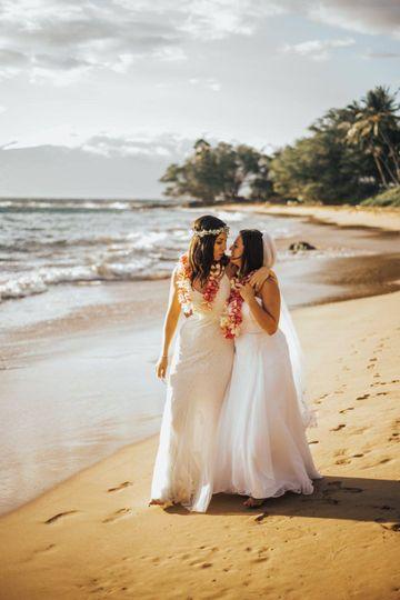 Erin & Shana in Maui