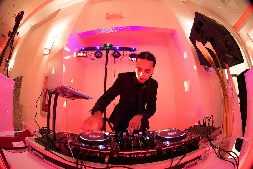 DJ in the Zone!