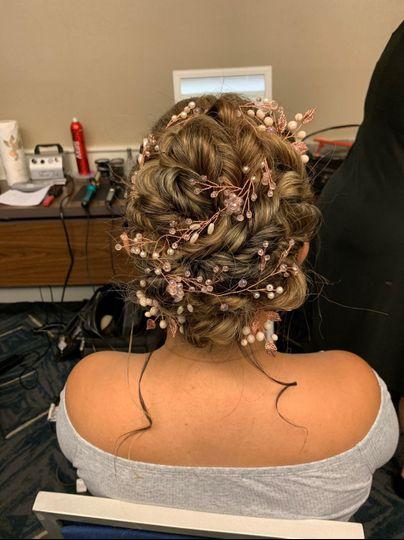Hair by Ariana