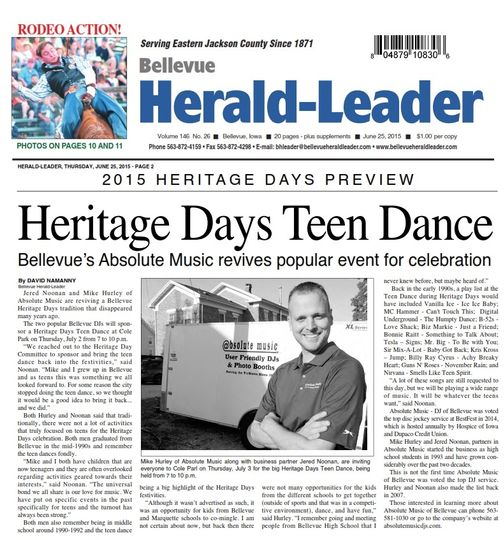 Herald-Leader Article