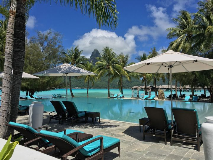 Pool to Ocean Bora