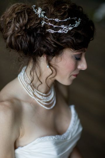 Haute Couture Hair Accessories