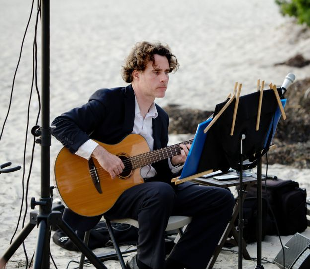 Gloucester, MA beach wedding