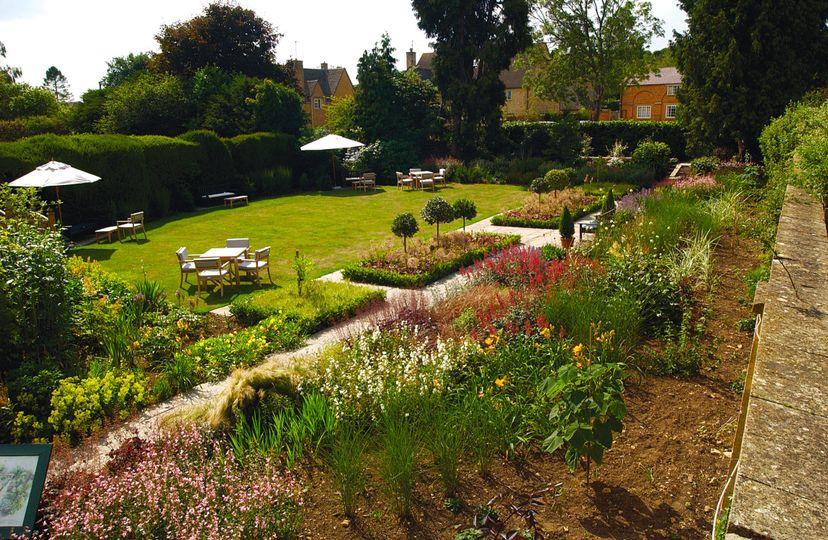 garden reception are