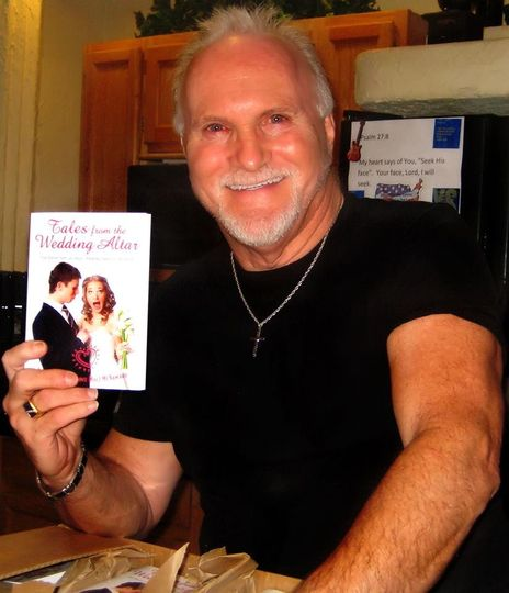 "This is my new book ""Tales from the Wedding Altar"" - makes a great gift!  You can get it on my..."
