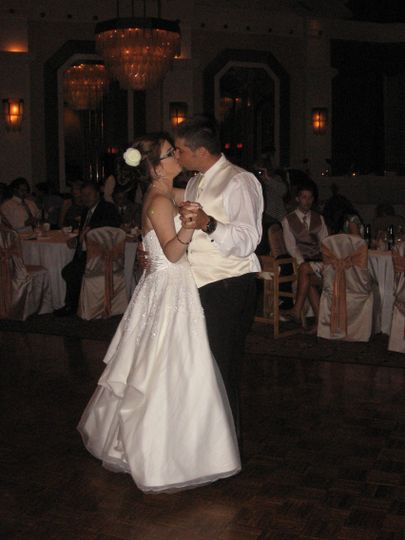 Your 1st dance is very special...