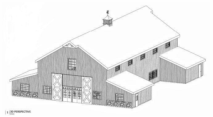 Tandale Barn