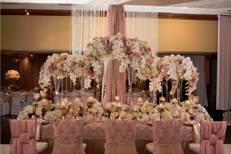 Beautiful floral arrangement