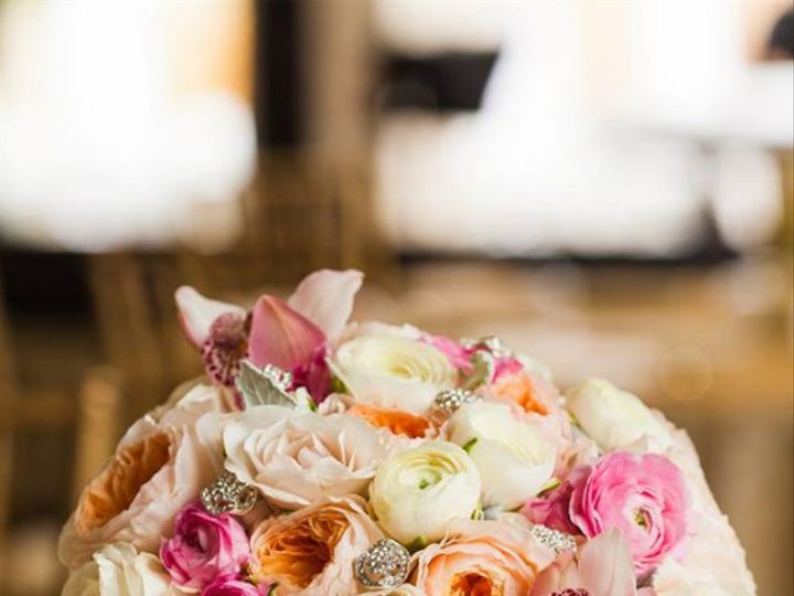 Tmx 1467429777703 Bridal Bouquet 5 Colleyville, TX wedding florist