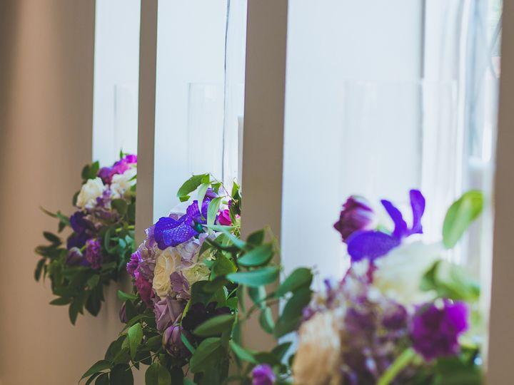 Window Floral Arrangments