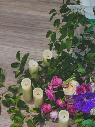 Floor Floral Arrangement