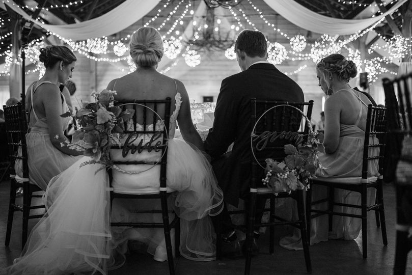 Fearrington Village wedding