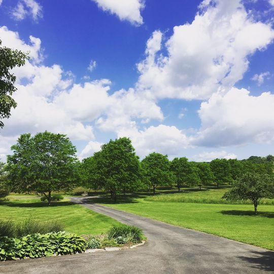 earlystown manor driveway