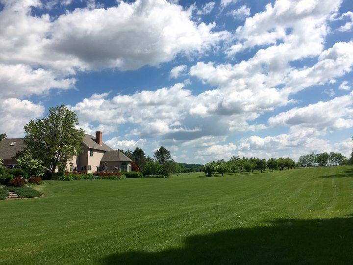 Earlystown Manor Backyard