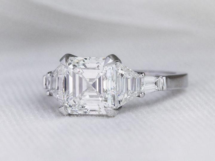 Tmx 3 20ct Asscher I Si1 2x0 78 Traps 4x0 30 Baguettes Img 8748 1 51 411923 1570477819 Dallas, TX wedding jewelry