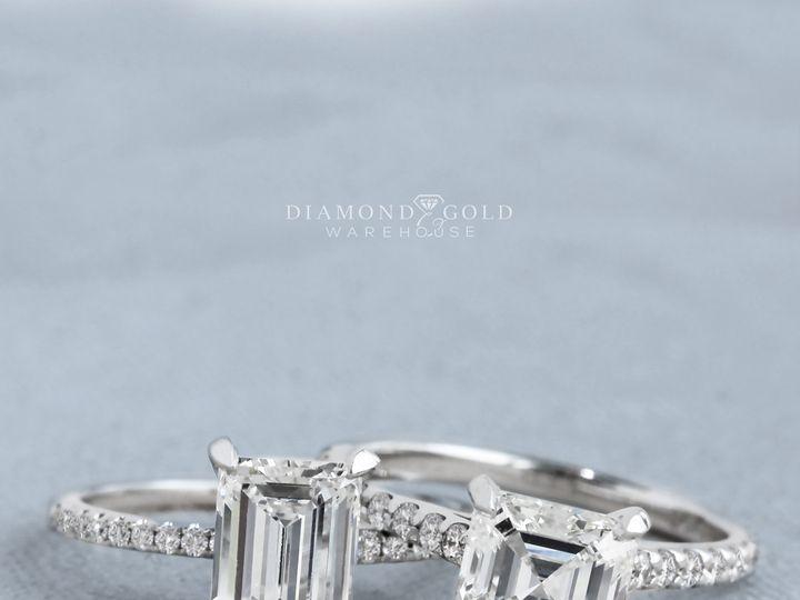 Tmx Asscher Emerald Engagement Ring 51 411923 1570478864 Dallas, TX wedding jewelry