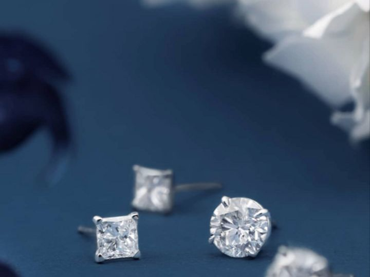 Tmx Dia Stud Earrings 51 411923 158284229976187 Dallas, TX wedding jewelry