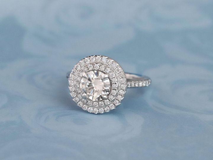 Tmx Double Halo Engagement Ring 51 411923 1570477545 Dallas, TX wedding jewelry