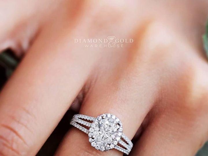 Tmx Oval 3 Row Ring 51 411923 157850632570209 Dallas, TX wedding jewelry