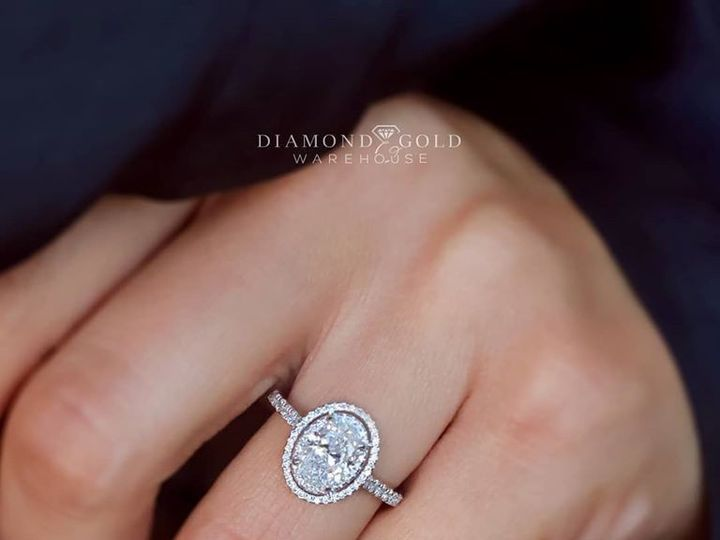 Tmx Oval Double Halo Dream 51 411923 157850587595322 Dallas, TX wedding jewelry